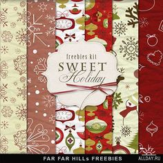 Textures - Sweet Holiday