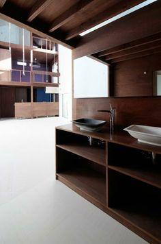 Tiny studio in Fujisawa, Japan by ON Design