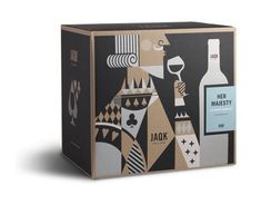 JAQK Cellars – Branding and Packaging by Hatch