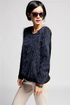 Reality Studio Animal Pullover - Koshka
