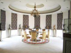 'Đột nhập' biệt thự phong cách Hoàng gia của vợ chồng Hà Tăng (Nội thất nghệ an Hà Vinh)