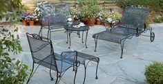 Outdoor Patio Furniture: Woodard Patio Furniture