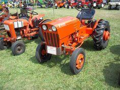1977  Economy 1614 garden tractor