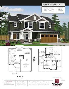 Newrock Homes | Plan # 2290-24