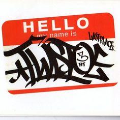 Twist (@barrymcgeeart) got the hands.  #twist #barrymcgee #handstyle #graffiti //follow @handstyler on Instagram