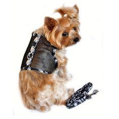 Cool Mesh Small Dog Harness