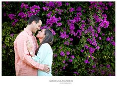 Morgan + Dominic: Edison Ford Winter Estates Engagement Session ...