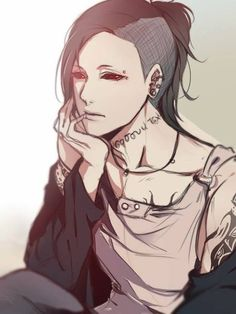 uta from tokyo ghoul #anime