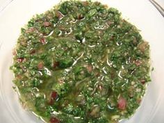 Gluten-free Chimichurri Sauce