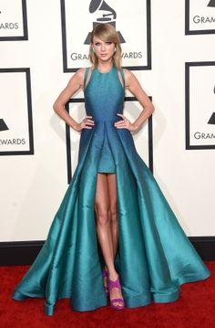 Top 10 des plus beaux looks des Grammys 2015 | Clin d'oeil