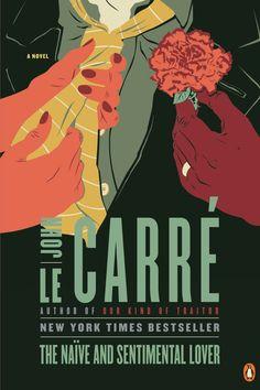 AUTHOR John Le Carré ART DIRECTOR Paul Buckley DESIGNER Gregg Kulick ILLUSTRATOR Matt Taylor PUBLISHER Penguin Books.
