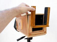 Build Guide: A Modern Old Camera That Eats Photo Paper Pinhole Camera, Box Camera, Camera Gear, Camera Photography, Photography Tips, Camera Obscura, Experimental Photography, Camera Hacks, Diy Paper