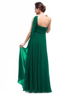 HE09816GR12, Green, 10US,Ever Pretty Cheap Bridesmaid Dresses For Girls 09816 - List Price:$129.99 Sale Price: $49.99