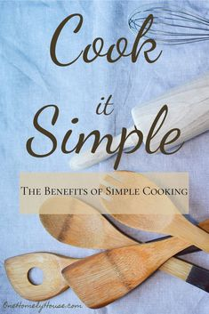 Are you stressed just thinking about holiday cooking? Here's how a simple meal plan can decrease stress and make your time in the kitchen more enjoyable and meaningful. Plus it makes it easier to celebrate the special days of the year! Quick Recipes, Real Food Recipes, Frugal Meals, Easy Meals, Easy Meal Plans, Joy And Happiness, Simple Living, Homemaking, Healthy Snacks