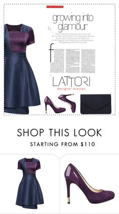 """LATTORI dress 10"" by mell-2405 ❤ liked on Polyvore featuring Lattori, GUESS, Dorothy Perkins, dress, dresses and lattori"