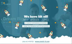 Leading provider of Information Technology, Consulting and Outsourcing Services helping enterprises build scalable, agile and successful businesses.http://www.avenir-it.com/