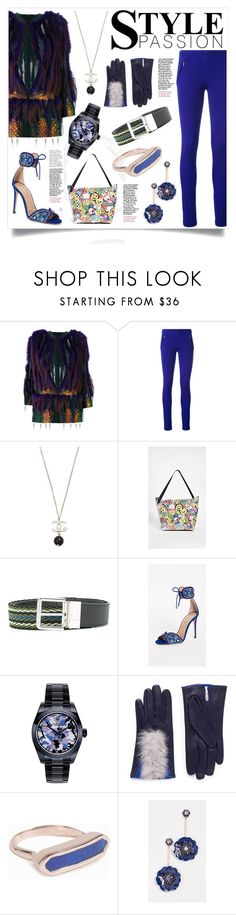 """Its my Style"" by justinallison ❤ liked on Polyvore featuring Liska, Emilio Pucci, Furla, Aquazzura, Aristide, Monica Vinader and Kate Spade"