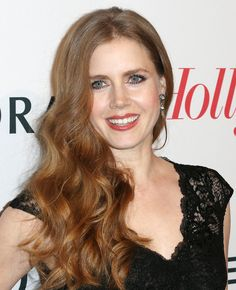 Amy Adams-Gosh, that hair...