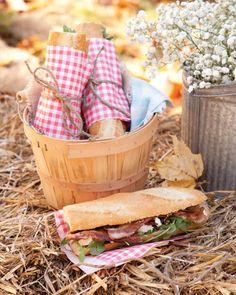 Bacon, Fig and Arugula. 7 Fall Picnic Recipes