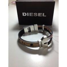 7ae6381d2fe5 pulsera diesel mujer www.relojesplatayacero.com