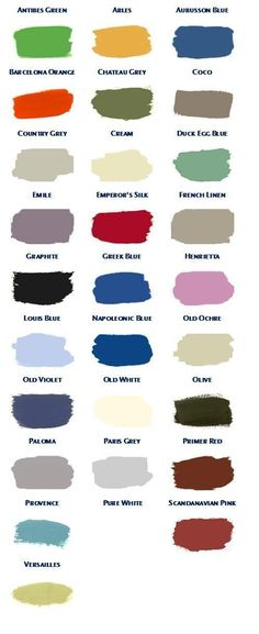 color_swatch_new  Annie Sloan paints @Jill Fluckiger  I think my chair is Duck Egg Blue?