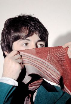 "1967mccartney: ""Paul at the press conference of Yellow Submarine, the movie. July 17, 1968. """