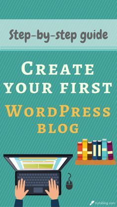 How to create a WordPress blog - here's a COMPLETE, STEP-BY-STEP guide on how to create your first WordPress blog - it's a professional method, explained in a ways, that beginners will easily understand and follow! Check it out and create your first WordP