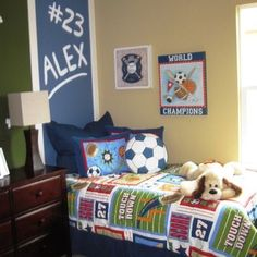 Kids Bathroom Sports Themed Design, Pictures, Remodel, Decor and Ideas