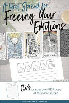 Get the PDF printable Tarot Spread for Healthy Emotions from The Simple Tarot when you join the secret tarot library membership. What Are Tarot Cards, Tarot Card Spreads, The Hierophant, Free Tarot, Tarot Learning, Tarot Readers, Major Arcana, Tarot Decks, Deck Of Cards
