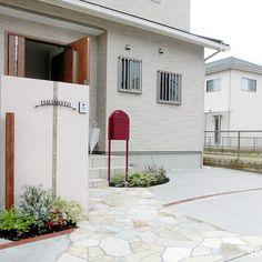 門柱・エントランス | 滋賀・京都のエクステリアと外構工事 | そとや工房