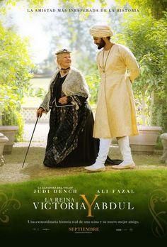 """'El Munshi' de la Reina Victoria. El director Stephen Frears sigue contando historias curiosas. Lo hizo el año pasado con """"Florence Foster Jenkins"""" y ahora explica la historia de amistad entre la R…"""