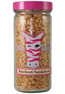 Patchouli & Sandalwood $8 http://zebracandlesprinkles.com #PINK #ZEBRA #CONSULTANT #PATCHOULI #SANDALWOOD #SPRINKLES #CANDLES #WAX