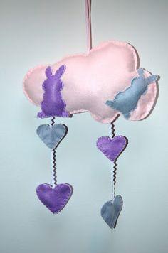 Wonderland: Nuvole e coniglietti... Clouds and rabbits...