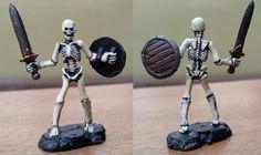 Skeleton Familiar Proxy (Reaper Mini)