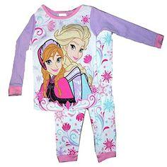 Disney Frozen 2 Piece Cotton Elsa & Anna Pants Pajama Set (12 Months) Frozen http://www.amazon.com/dp/B00MWHMWYG/ref=cm_sw_r_pi_dp_2LYuwb0VVY8M2