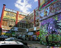 5 Pointz is a NYC must see! For more things you must see visit your closesr Duane Reade or check out Duanereade.com.