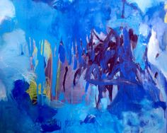 Abstract 4 by Gugi Gu