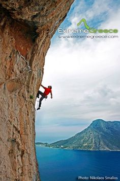 Climbing in Greece... another reason to go to Greece!