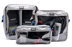 ThinkTank Cable Management cases
