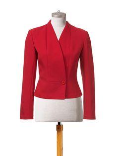 Explicación paso a paso de como hacer este blazer.  Genial Burda Style aleman