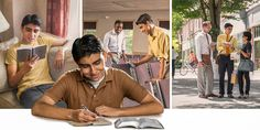 A young man does personal study, reads the Bible, cleans the Kingdom Hall, and shares in the field ministry