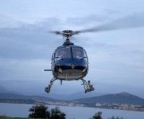Hubschrauber-Rundflug verschenken: die Geschenkidee zum In-die-Luft-gehen