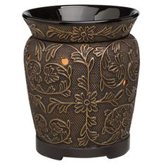 Bronze Vine Scentsy Warmer PREMIUM Love my new scentsy warmer my daughter sent for my birthday~!!