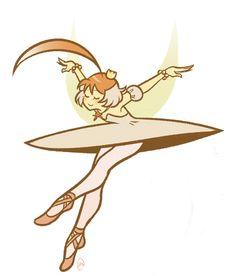 By miraongchua.tumblr Princesa Tutu, Steven Universe Characters, Ballet Art, Amy Rose, Magical Girl, Aesthetic Anime, Ballerina, Concept Art, Tutorials