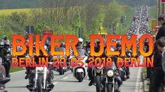 #BikerFürDeutschland: #Videos und #Tweets von der Biker-#Demo in #Berlin am 20.05.2018! Unsere Werte – Unsere Heimat! › behoerdenstress