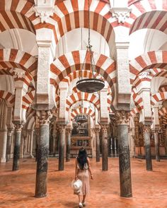 The must see places in Córdoba, Spain in the beautiful region of Andalusia! Die Must See Orte in Córdoba, Spanien im schönen Andalusien. Portugal Travel, Spain Travel, Online Tickets, Buy Tickets, Alcazar Seville, Maputo, Dom, Algarve, Cathedral