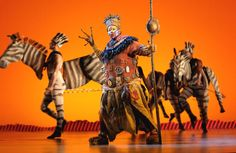 """The Lion King start tomorrow and will be in Houston until August 12 of this year! If you haven't seen it yet....""""It is time!"""""""