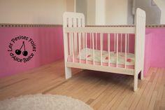 Alice Balice DIY : Maison de Barbie - lit bébé à barreaux