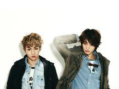 Key + Minho = Minkey (SHINee)