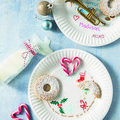 These are cute, tasty and perfect for sharing!